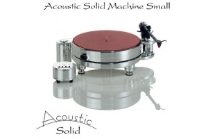 Acoustic Solid Machine Small Alu Pur/Polished